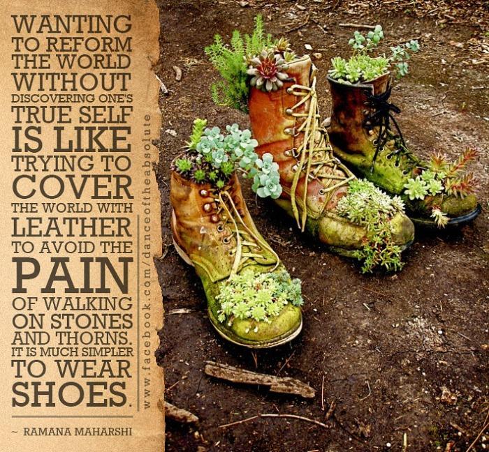 MuchSimplerToWearShoes